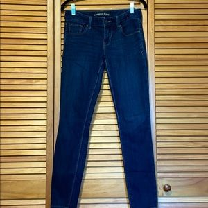 Low Rise Jeggings